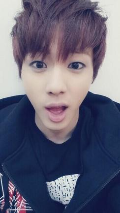 Jin Real Name Is Kim Seok 2 Favorite Number 4 3 Loves Cooking Color Pink 5 Wants To Be Called Hime Princess